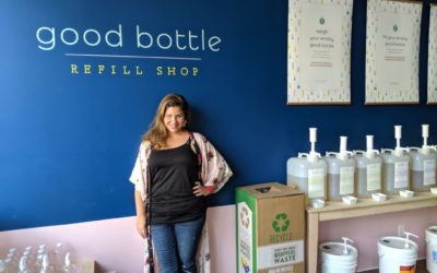 Good Bottle Refill Shop Joins Growing Efforts to Reduce Household Plastics