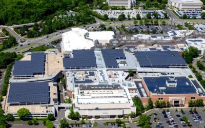 Shopping green: Mall at Short Hills gets renewable energy initiative, 9,000 solar panels