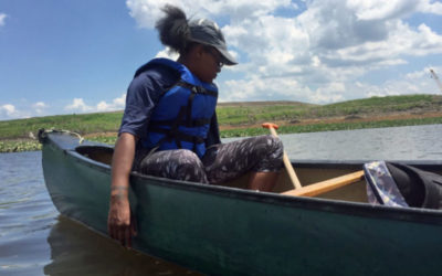 Camden High Schoolers Steward The Cooper River Through UrbanPromise's RiverGuides Program