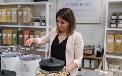 Maplewood's Dry Goods Refillery Offers Pantry Staples Without the Packaging