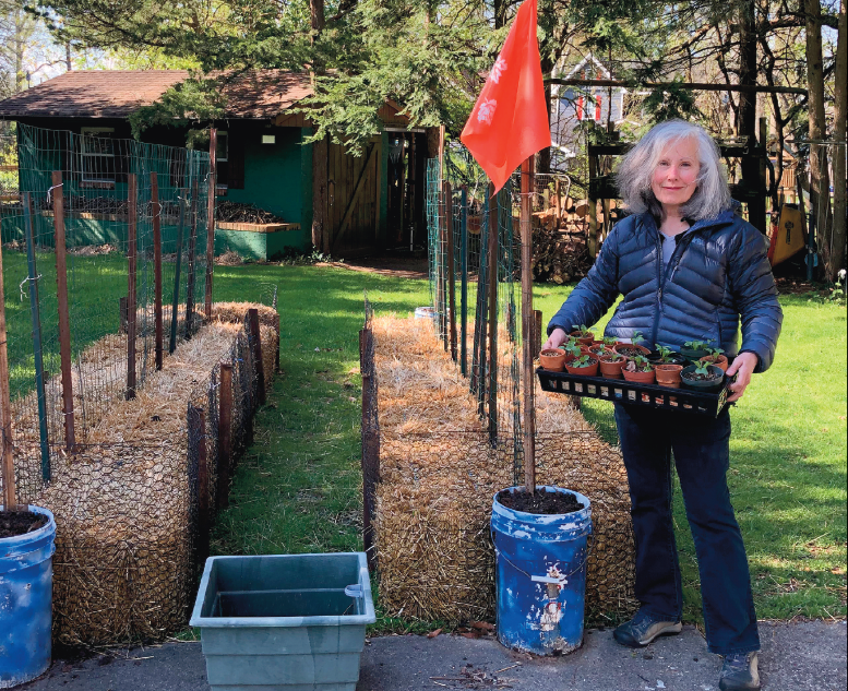 Home gardening embraced locally