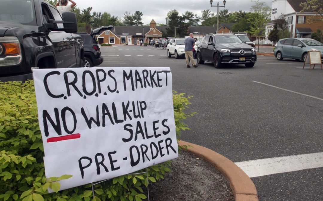 New Jersey's Diverse Food Sources: One Safeguard Against Shortages
