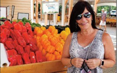 Local Produce is Always Popular