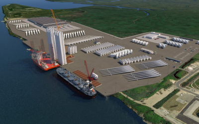 New Jersey Wind Port Project in Salem County is the Next Big Thing
