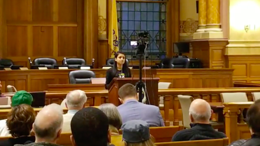 Hudson County Holds First Ever Town Hall on Climate