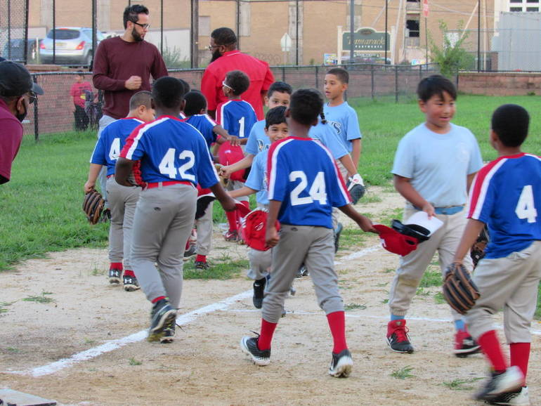 What This Tee-Ball League Taught Camden About the Future of Town Parks